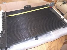 SAAB 9000 RADIATOR turbo griffin CARLSSON AUTOMATIC but fine for manual EARLY