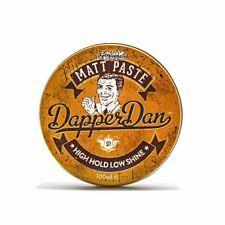 Matt Paste By Dapper Dan, High Hold Low Shine, Vintage Cologne Fragrance 100ml