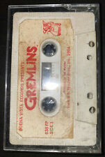 Vintage Gremlins Story Cassette Tape Used Good Working Condition
