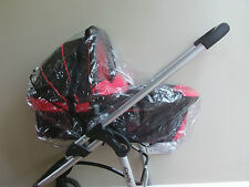 New RAINCOVER Zipped to fit iCandy Apple Cherry Peach Seat Unit and carrycot