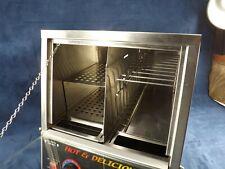 Excellent Star 35SSA Hot Dog Steamer and Bun Warmer Free USA Ship