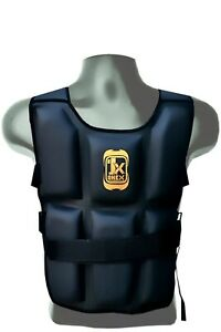 20kg/15kg Weighted Jacket Vest Running Exercise Strength Fitnes Cardio Training