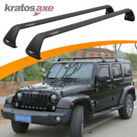 for 2007-2018 Jeep Wrangler JK & 2018 2019 JEEP Wrangler JL Cross Bars Roof Rack