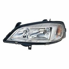Headlight fits: Astra 4 '98> Left | Halogen H7 | HELLA 1LG 007 640-331