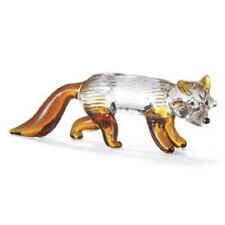 Deluxe CRYSTAL FOX Figurine COLLECTOR NEW In Box SALE