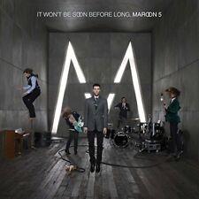 Maroon 5 / It Won't Be Soon Before Long (Bonus Tracks) *NEW* CD