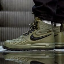 best website d8056 38096 Nike LF1 Duckboot  17 Olive Black Wolf Grey 916682-202 Men s Air Force 1