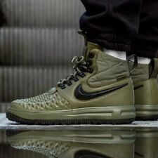 best website 3af58 ed37f Nike LF1 Duckboot  17 Olive Black Wolf Grey 916682-202 Men s Air Force 1