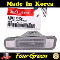 Trunk License Lamp Right Passenger for Kia Rio 2006-2011 Rio5 2006-2011 ⭐⭐⭐⭐⭐