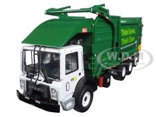 MACK TERRAPRO WASTE MANAGEMENT GARBAGE TRUCK W/BIN 1/34 MODEL FIRST GEAR 10-4006
