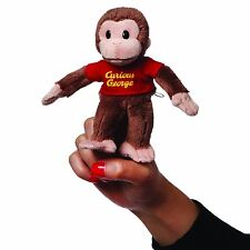 Gund Curious George Finger Puppet approximately 5 1/2 inches ***BRAND NEW***