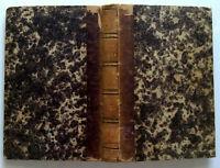 1845 BIBLE NOUVEAU TESTAMENT JESUS BIBLE LIVRE RELIGION THEOLOGIE OSTERVALD BOOK