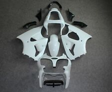 Unpainted ABS Injection Fairing for Kawasaki ZX6R 2000-2002 ZZR600 2005-2008 06