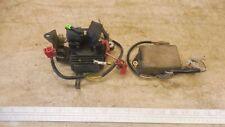 1978 Honda CX500 Deluxe H659-1) junction panel rectifier solenoid CDI relay set