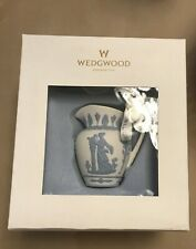 Wedgewood Christmas Ornament  Decoration Iconic Jug