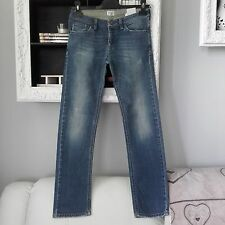 Jeans Armani lavaggio medio tg 11 anni 148 cm pantaloni pantalone bambino ragazz