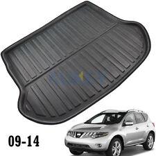 For Nissan Murano 2009-2014 Rear Trunk Tray Cargo Liner Boot Floor Mat Carpet