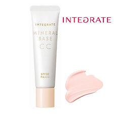 [SHISEIDO INTEGRATE] Mineral Base Color Control CC Cream SPF30 PA+++ 20g NEW