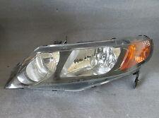 2008-2009 Honda Civic Sedan Hybrid Driver Side Headlight