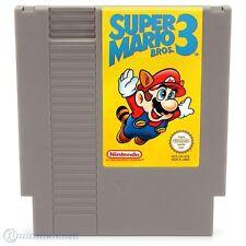 NES Spiel - Super Mario Bros. 3 (PAL-B) (Modul)