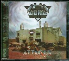 H-Bomb Attaque CD new 2019 reissue