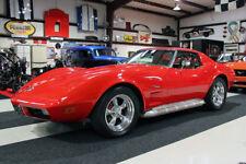 1973 Chevrolet Corvette C3 STINGRAY COUPE 350 CI AUTO T TOPS SIDE EXHAUST