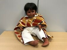 Donna rubert muñeca de vinilo 62 cm. top estado