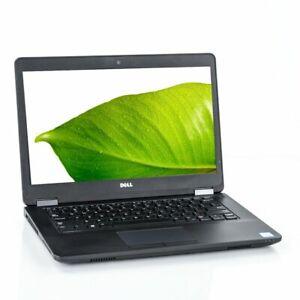 """Dell Latitude E5470 14"""" Laptop Intel Core i5 6th Gen 8GB 120GB SSD WIN10PRO"""