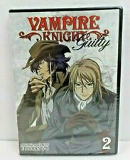 Vampire Knight: Guilty, Vol. 2 (DVD, 2011) Original and Uncut Episodes 5-8 Anime
