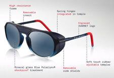 Vuarnet Sunglasses VL170900030636 VL1709 'ICE' Matt Blue + Blue Polarlynx Lenses