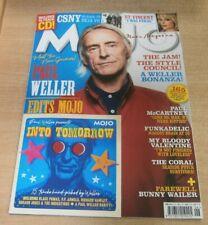 Mojo magazine Jun 2021 Pau Weller, CSNY, Funkadelic, My Bloody Valentine + CDs