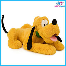 """Disney Mickey Mouse Clubhouse Pluto 17"""" Plush Doll Soft Toy brand new with tags"""