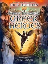 Percy Jackson's Greek Heroes by Rick Riordan (Paperback / softback, 2017)