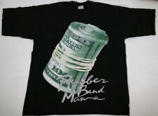 Pro USA Vibe Rubber Band Man T-Shirt Mens Size 2XL Black Money Pimp Hip Hop