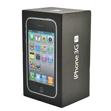 New Apple iPhone 3GS 8GB 3.5 Inch Sim Free Unlocked Smartphone Retro iOS Black