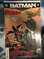 BATMAN PRELUDE TO THE WEDDING ROBIN VS RA'S AL GHUL #1 DC COMICS (2018)