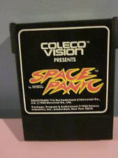 Coleco Vision Space Panic Video Game