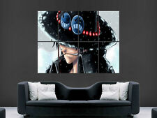 One piece art mural grande image giant poster 5
