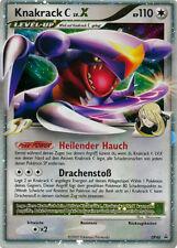 Knakrack C  lv.X  110 KP - DP46 - Pokemon Holo Karte -  Promo - Blackstar  - Neu