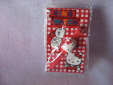 SANRIO HELLO KITTY DIGITAL QUARTZ RING WATCH VINTAGE 1976-1988-1990