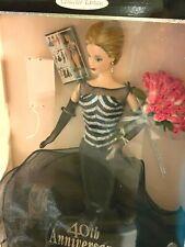 Barbie 40th Anniversary Collectors Edition 1999