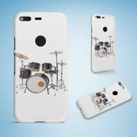 MUSICAL DRUM SET KIT 7 HARD CASE COVER FOR GOOGLE PIXEL/XL/2/2 XL