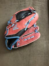 "Easton NYFP1150BP 11.5"" Youth Softball Glove RHP EUC.  7"