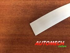 Super Quality Caravan/Motorhome Window Rubber Plastic Insert/Trim 25mm (WHITE)