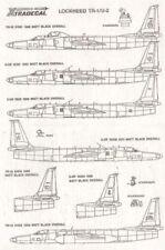 Aeronaves de automodelismo y aeromodelismo Lockheed de escala 1:48