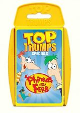 Top Trumps - Phineas And Ferb