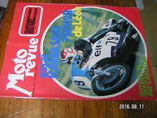 1µ?  Moto Revue n°2145 Peugeot Rallye TSR Borje Jansson Agostini Kawa 750 H2R