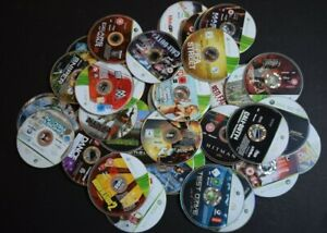 Xbox 360 Games Disk Disc Only Good Condition UK PAL Choose Game Microsoft
