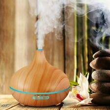 Air Humidifier Essential Oil Diffuser Aroma Lamp Aromatherapy Electric Refresh