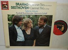 ASD 1467841 Brahms & Beethoven Clarinet Trios  Meyer Buchbinder Schiff